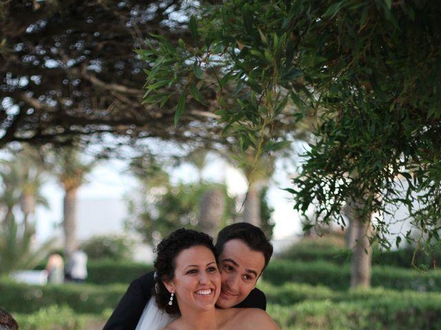 La boda de Jose y Mariola en Almerimar, Almería 24