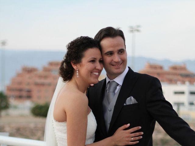 La boda de Jose y Mariola en Almerimar, Almería 25