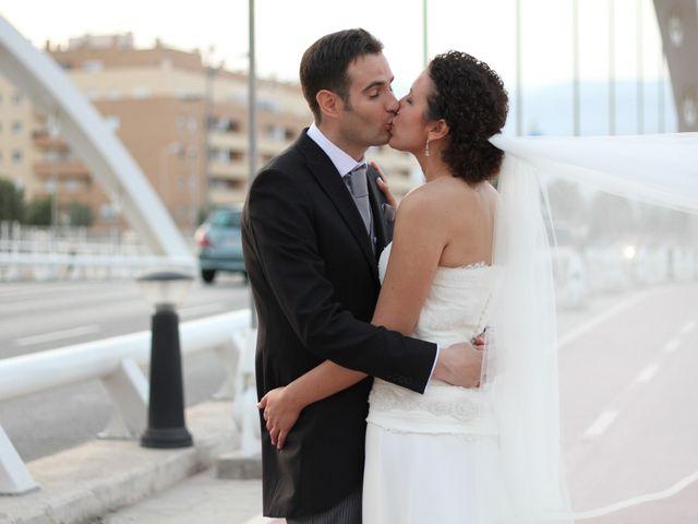 La boda de Jose y Mariola en Almerimar, Almería 27