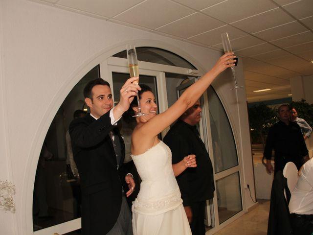 La boda de Jose y Mariola en Almerimar, Almería 33