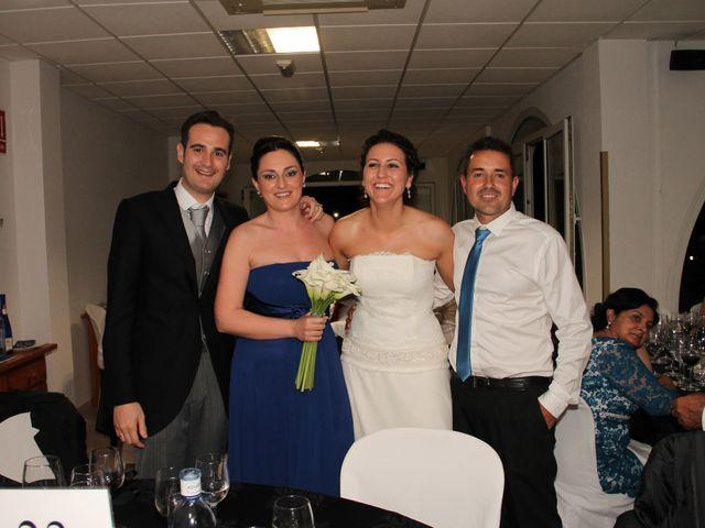 La boda de Jose y Mariola en Almerimar, Almería 34