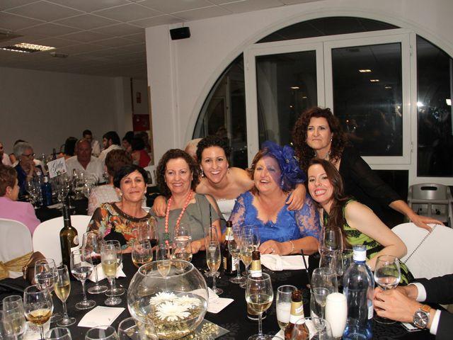 La boda de Jose y Mariola en Almerimar, Almería 35