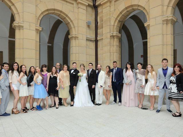 La boda de Aitor y Eva en Bilbao, Vizcaya 2