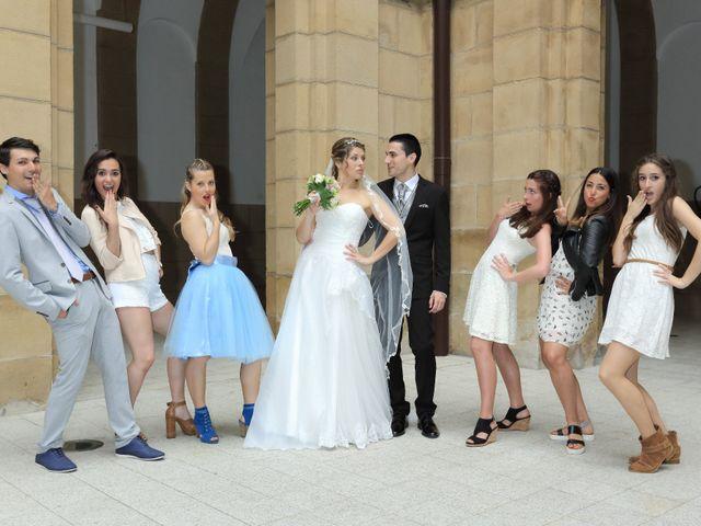 La boda de Aitor y Eva en Bilbao, Vizcaya 7
