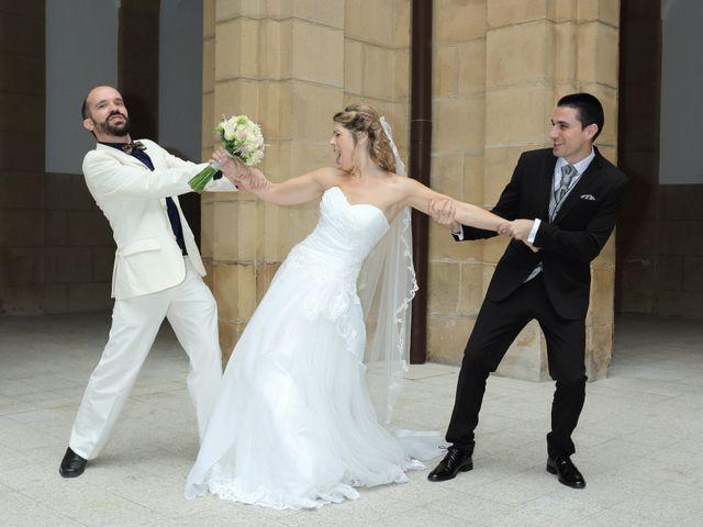 La boda de Aitor y Eva en Bilbao, Vizcaya 8