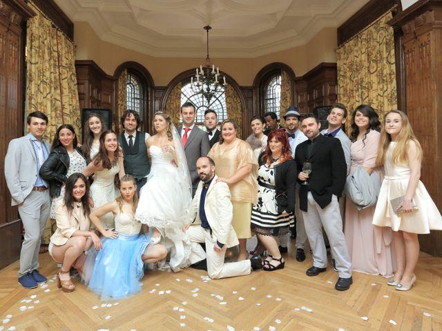 La boda de Aitor y Eva en Bilbao, Vizcaya 10
