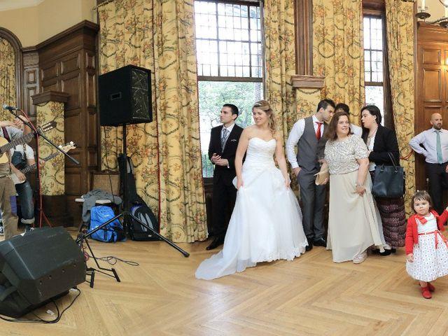La boda de Aitor y Eva en Bilbao, Vizcaya 18