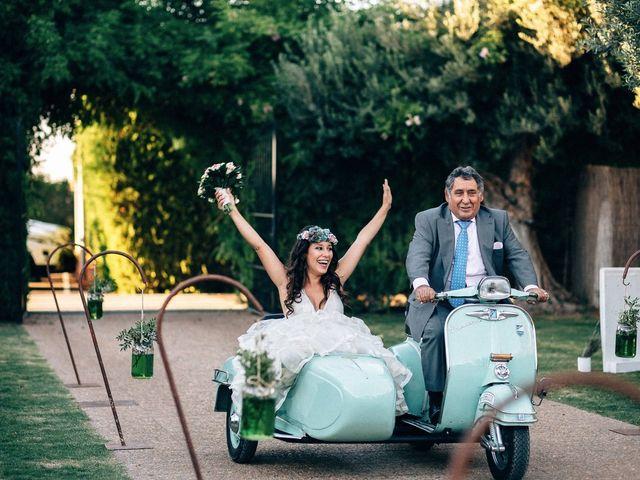 La boda de Marga y Iván