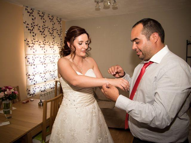 La boda de Gerardo y Melissa en Tiedra, Valladolid 4