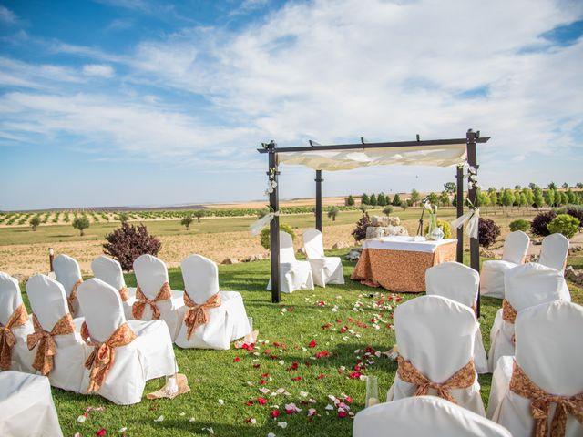 La boda de Gerardo y Melissa en Tiedra, Valladolid 8