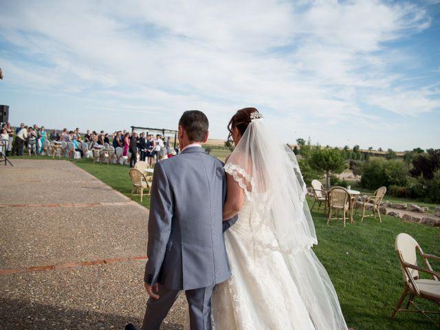 La boda de Gerardo y Melissa en Tiedra, Valladolid 9