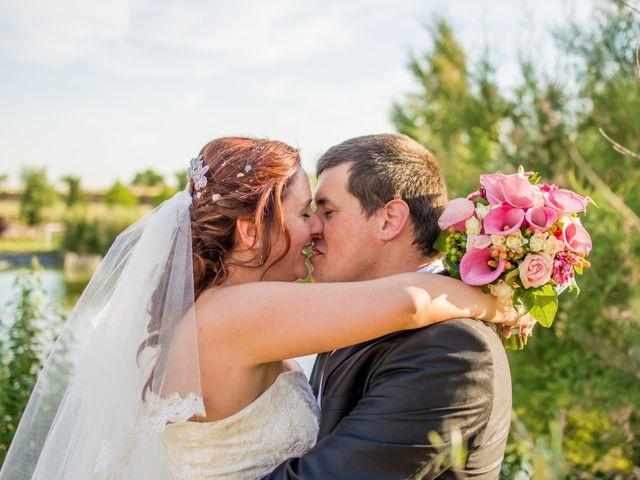 La boda de Gerardo y Melissa en Tiedra, Valladolid 11