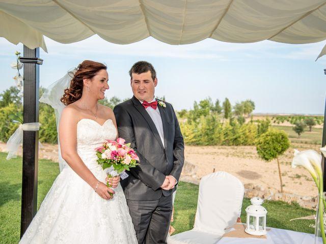 La boda de Gerardo y Melissa en Tiedra, Valladolid 12
