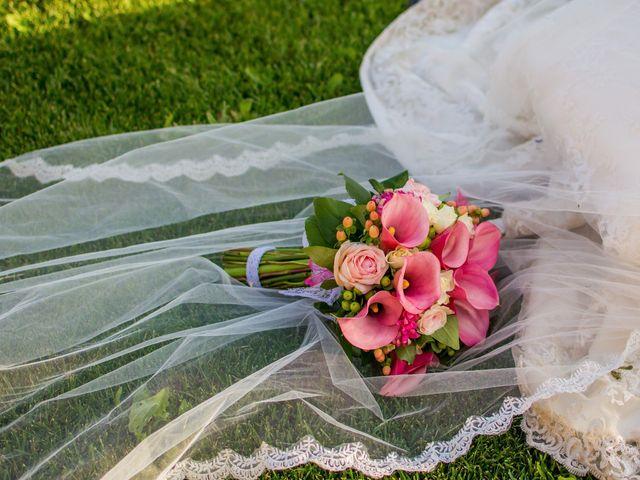 La boda de Gerardo y Melissa en Tiedra, Valladolid 14