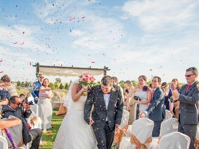 La boda de Gerardo y Melissa en Tiedra, Valladolid 15