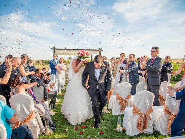 La boda de Gerardo y Melissa en Tiedra, Valladolid 16