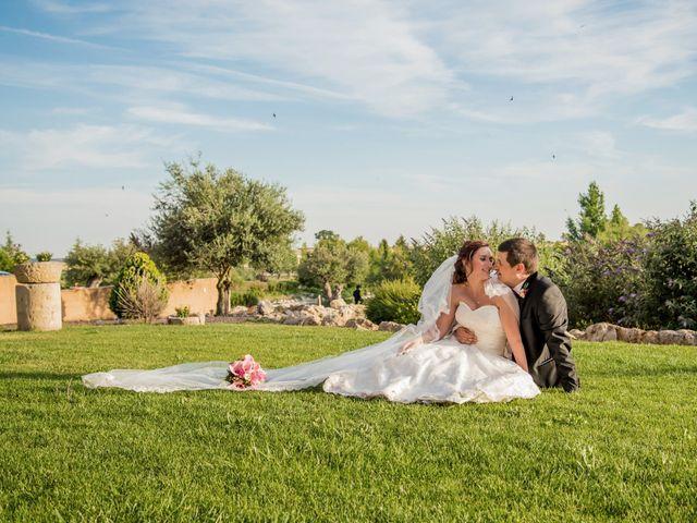 La boda de Gerardo y Melissa en Tiedra, Valladolid 18