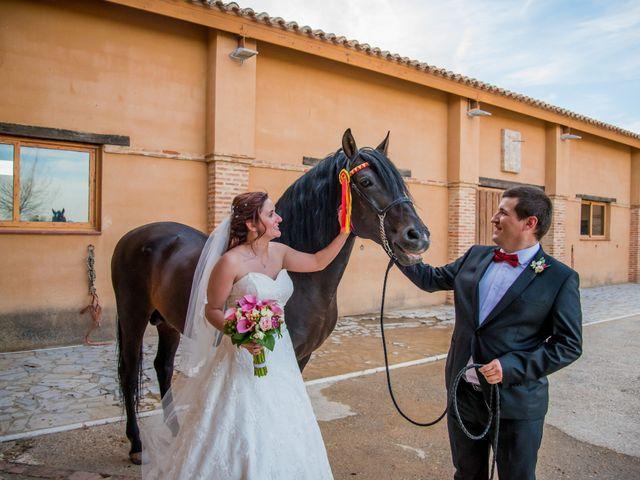 La boda de Gerardo y Melissa en Tiedra, Valladolid 19