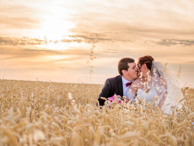 La boda de Melissa y Gerardo