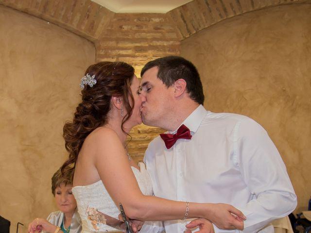 La boda de Gerardo y Melissa en Tiedra, Valladolid 23