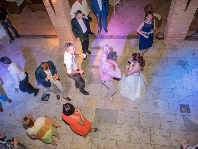 La boda de Gerardo y Melissa en Tiedra, Valladolid 27