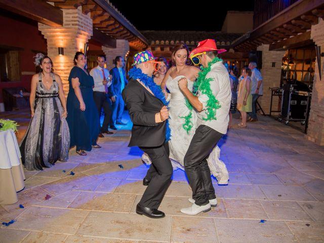 La boda de Gerardo y Melissa en Tiedra, Valladolid 28