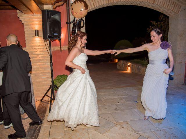 La boda de Gerardo y Melissa en Tiedra, Valladolid 29