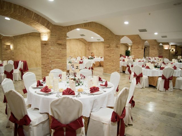 La boda de Gerardo y Melissa en Tiedra, Valladolid 30