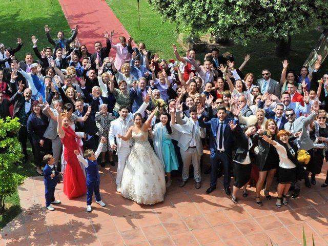 La boda de Juan y Nerea en Torroella De Montgri, Girona 2