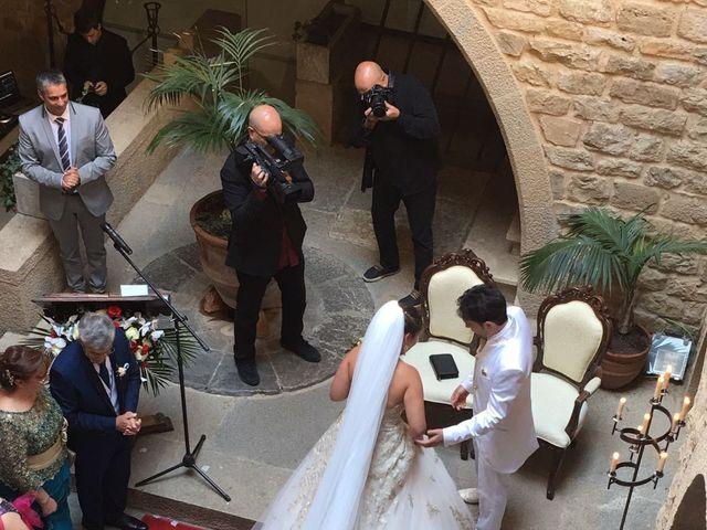 La boda de Juan y Nerea en Torroella De Montgri, Girona 12
