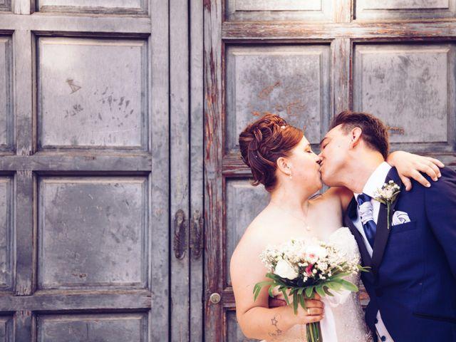 La boda de Noelia y Milen