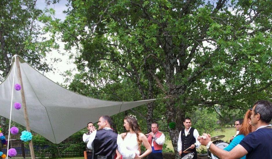 La boda de Nacho y Ana en Campillo De Ranas, Guadalajara
