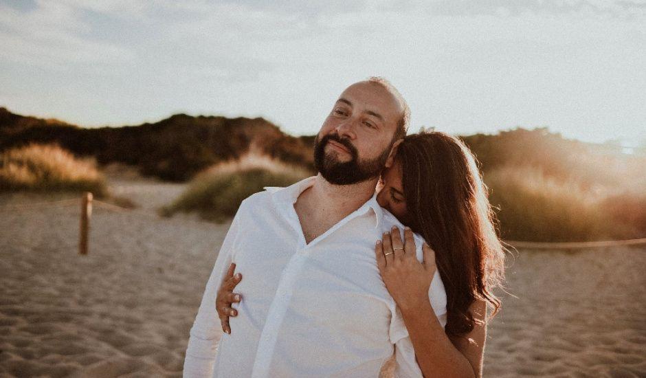 La boda de Rubén  y Noelia en Cala Bassa, Islas Baleares