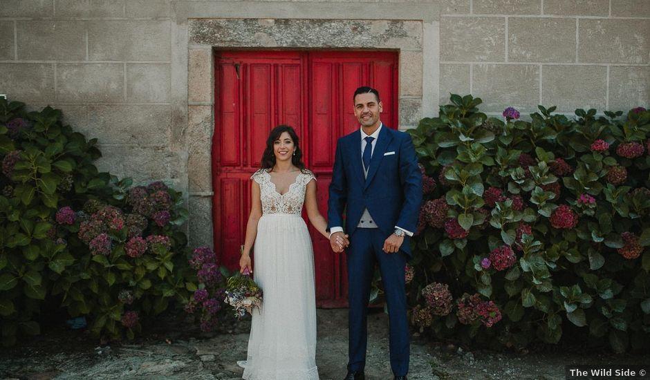 La boda de Alejandro y Ariadna en Monforte de Lemos, Lugo