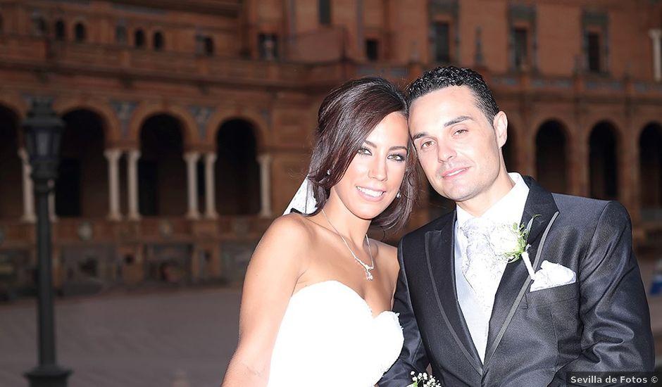 La boda de Antonio y Tamara en Santiponce, Sevilla
