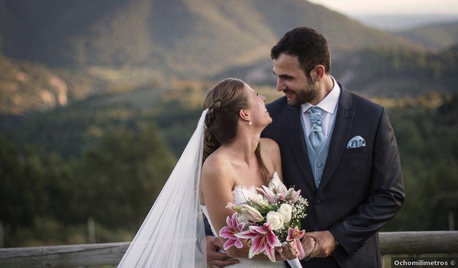 La boda de Blai y Sheila en Canalda, Lleida