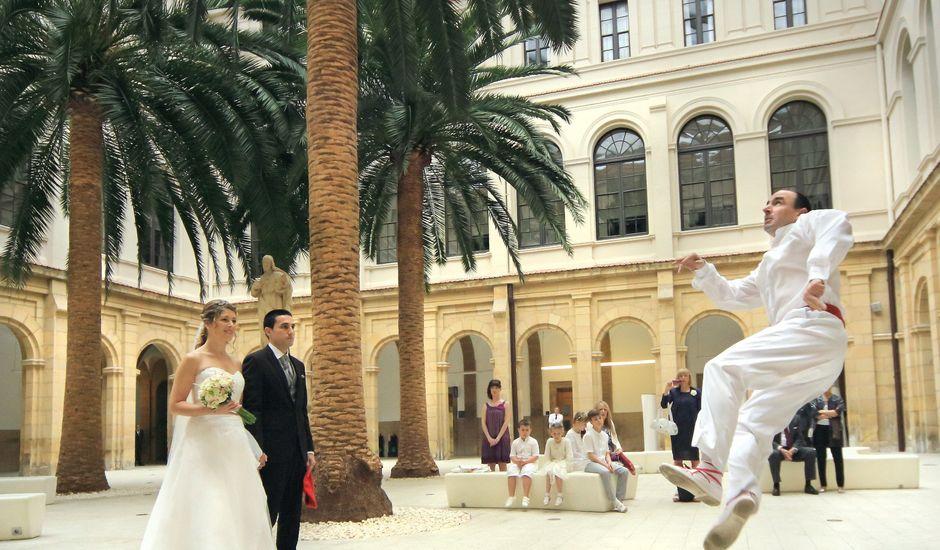 La boda de Aitor y Eva en Bilbao, Vizcaya