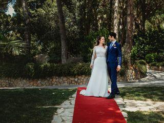 La boda de Laura y César