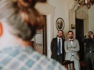 La boda de Ana y Santi 1