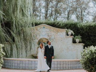 La boda de Ana y Santi