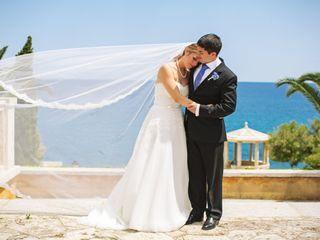 La boda de Irene y Michael