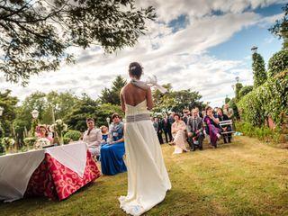 La boda de Irene y Amagoia 1