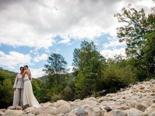 La boda de Irene y Amagoia