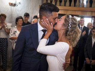 La boda de Shaila y Andy