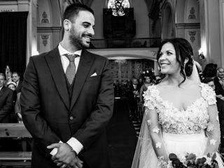 La boda de Mare y Mikel