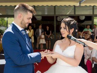 La boda de Tania y Rafa