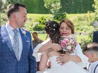 La boda de Tania y Rafa  2