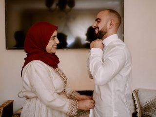 La boda de Insaf y Ali 3