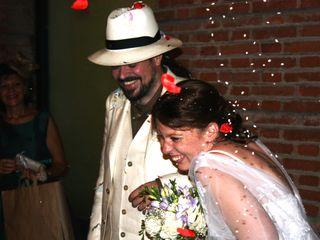 La boda de Héctor y Patricia
