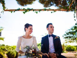 La boda de Paula y Carles